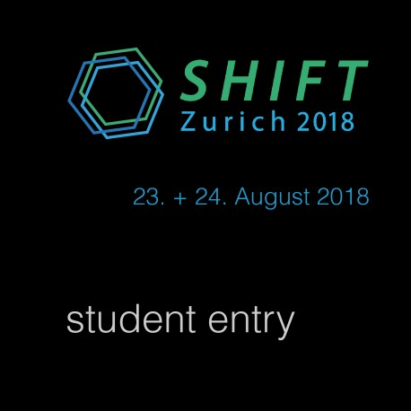 SHIFT Zurich 2018 student